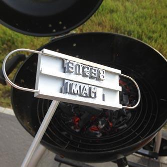 Crazy Kitchen Grillbrandeisen -