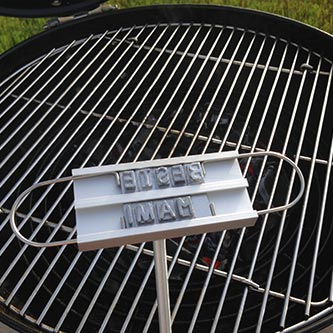 Crazy Kitchen BBQ Grillbrandeisen - Wie funktioniert ein Grillbrandeisen?