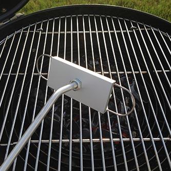 Crazy Kitchen Grillbrandeisen - Just for fun... Ein cooles Gadget für jede Grillparty