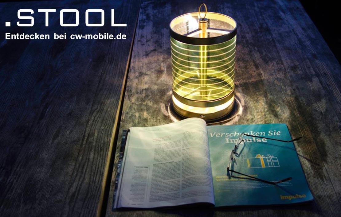 Lampen von .STOOL | Entdecken bei cw-mobile.de