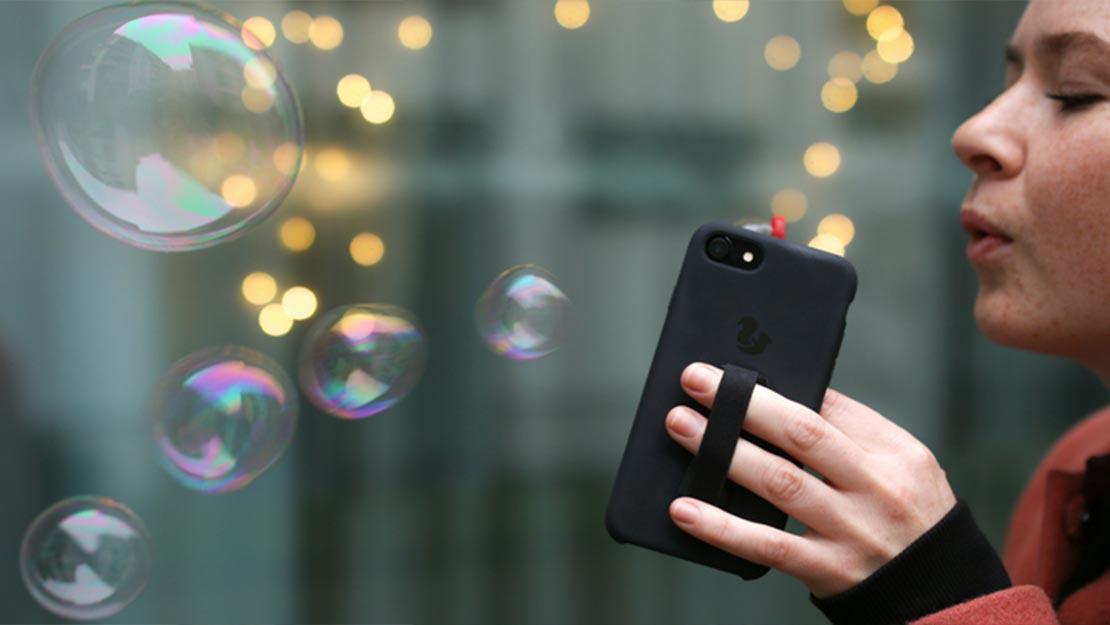 Happy-Strappy Fingerhalterung jetzt online kaufen bei cw-mobile.de