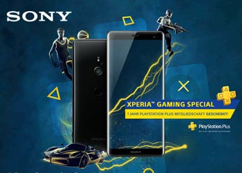 Sony Xperia Gaming Special