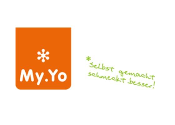My.Yo Joghurt Markenshop