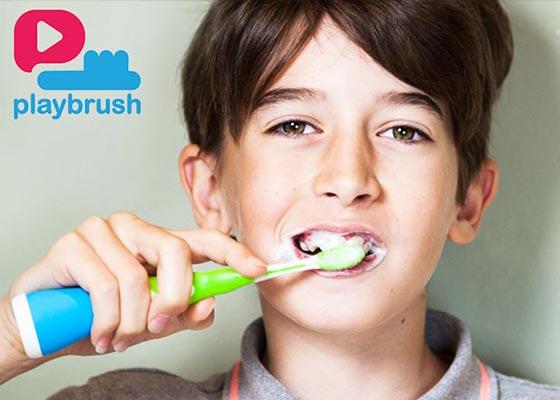 Playbrush - Effektives Zähneputzen mit Spaß