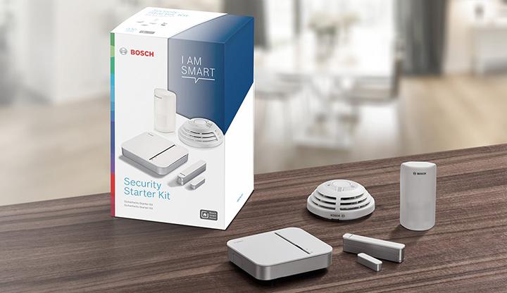 Bosch Sicherheit Starter-Paket
