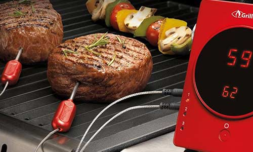 GrillEye Grill Thermometer
