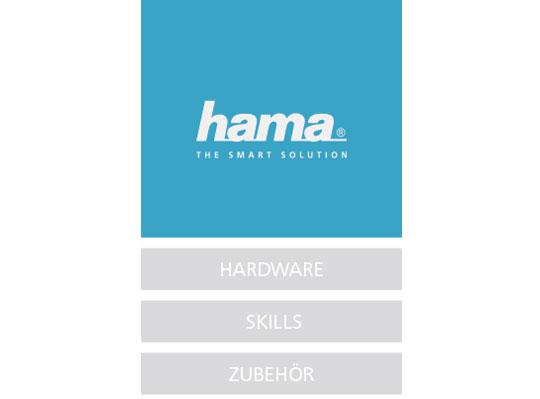 Die 3 Bereiche des Sprachsteuerungskonzepts von Hama