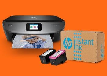12 Monate GRATIS drucken mit HP ENVY Druckern und HP Instant Ink