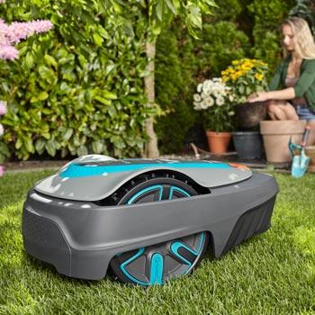 Mähroboter für die Rasenpflege sind für kleine, mittlere und große Gärten