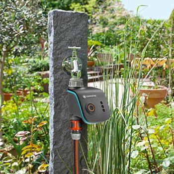Vollautomatische Bewässerung mit dem Gardema smart Water Control