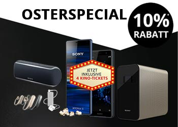 Sony Osterspecial