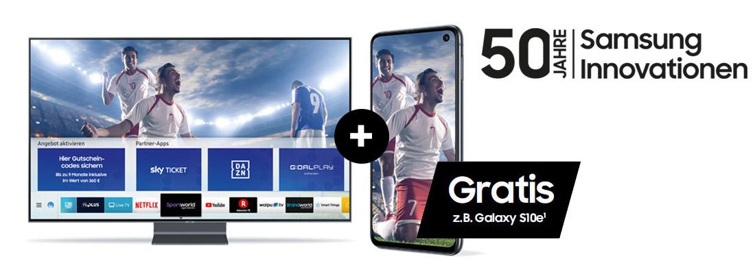 Der Samsung Jubiläums-Deal