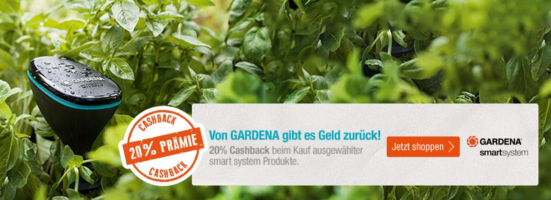 Gardena smart system Aktionsgeräte