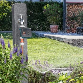 Vollautomatische Bewässerung und Steuerung mit dem smart Water Control