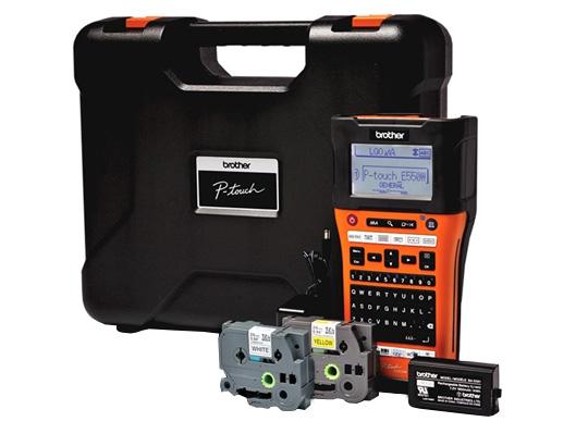 Brother PT-E550WVP Beschriftungsgerät für die Industrie