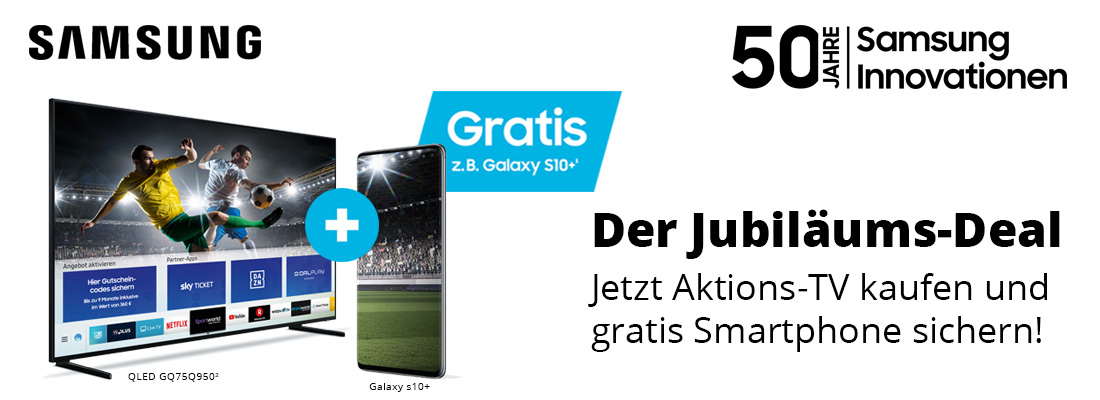 Samsung Aktions-TV kaufen