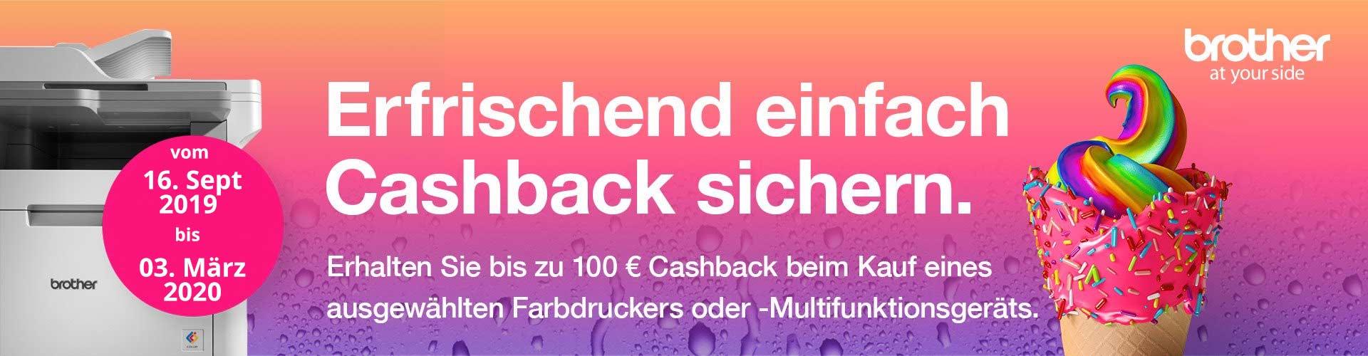 Brother Aktion auf Multifunktionsdrucker | Jetzt günstig online kaufen bei cw-mobile.de
