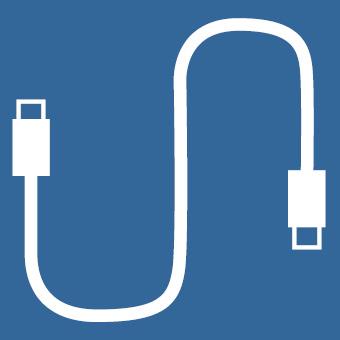 Kabel und Adapter für das Homeoffice