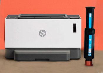 HP Neverstop Laserdrucker