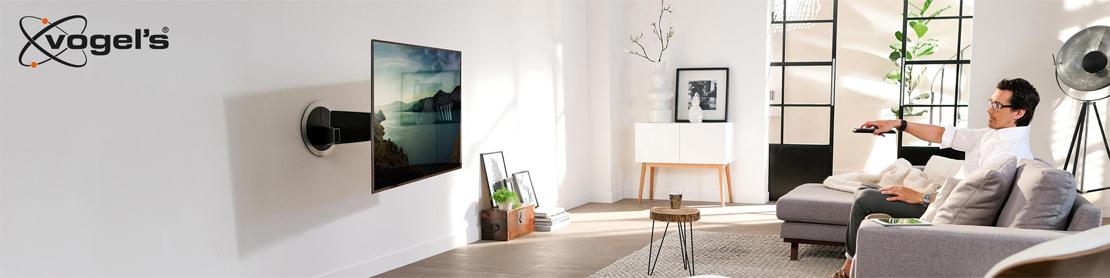 Vogel´s Wandhalterungen – Fernsehen wird zum Genuss!