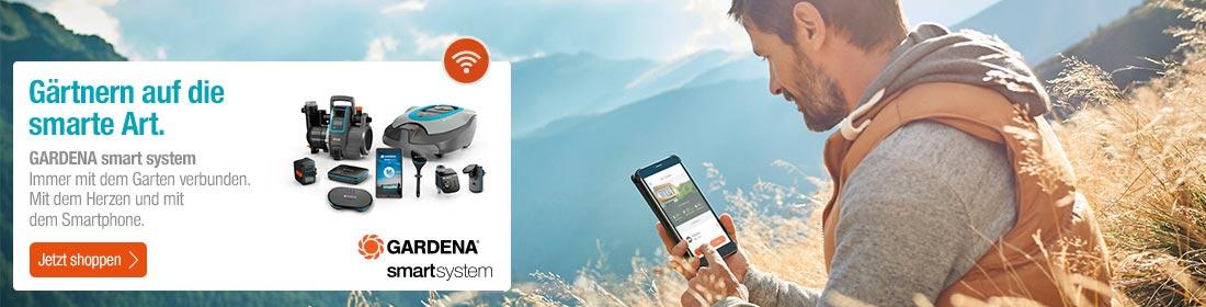 gardena smart system. Black Bedroom Furniture Sets. Home Design Ideas