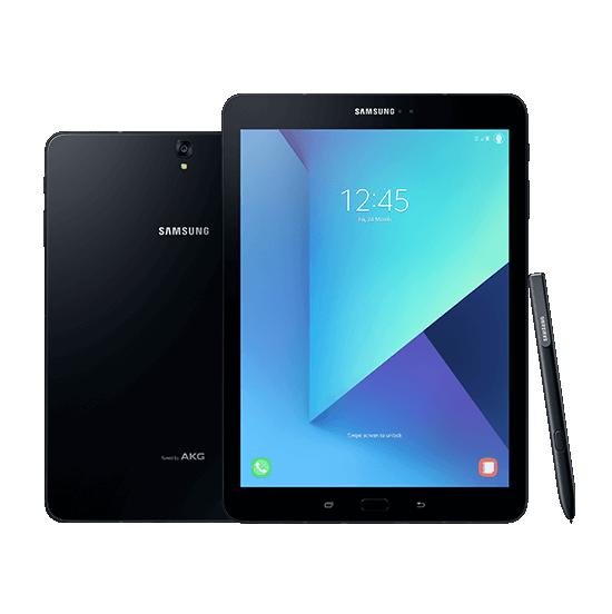Galaxy Tab S3 9.7 (LTE) schwarz