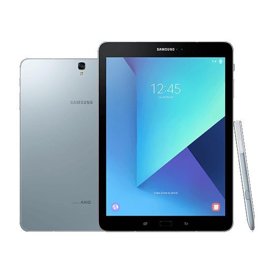 Galaxy Tab S3 9.7 (Wi-Fi) silber